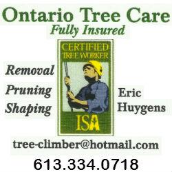 Ontario Tree